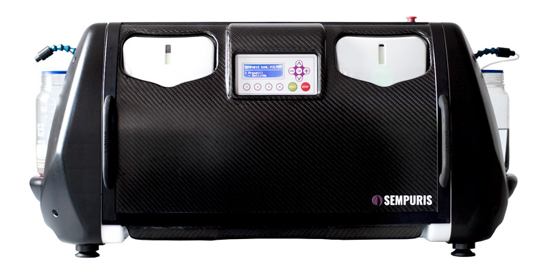 sempuris dual filter system overview