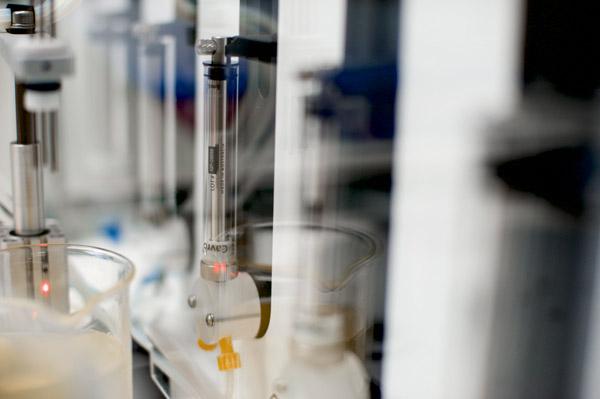 pump automated system sampling labman